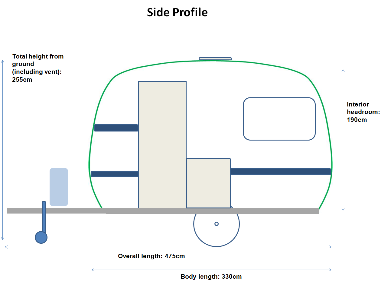 exterior layout